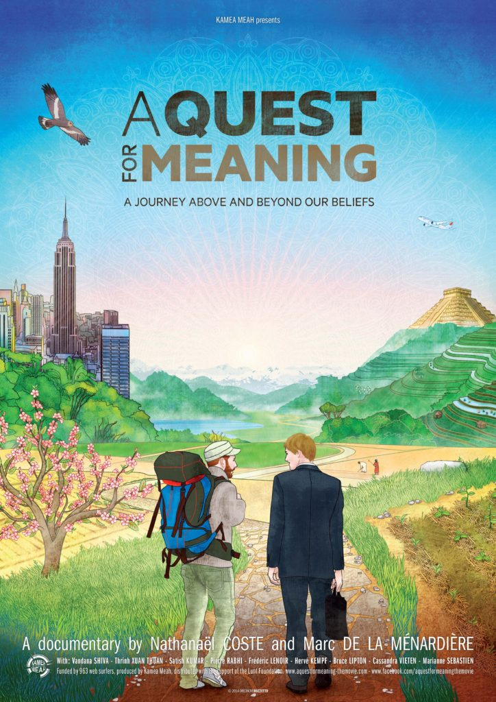 A Quest for Meaning film @ St Ethelwold's House