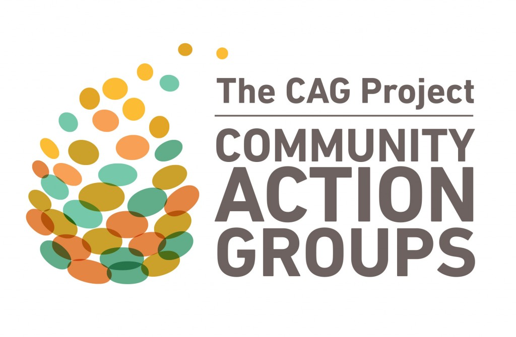 Community Action Groups logo