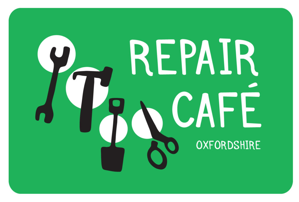 Abingdon's first Repair Cafe! @ Christchurch Hall